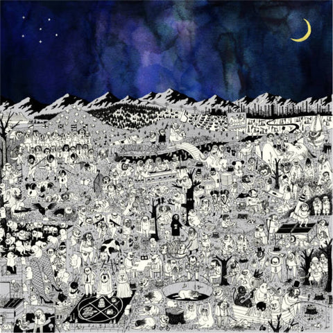 Father John Misty - Pure Comedy<br>Vinyl LP