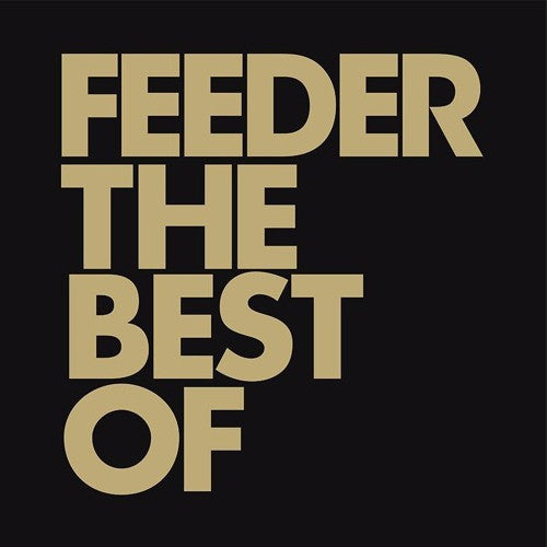 Feeder - The Best Of<br>4 LP Set