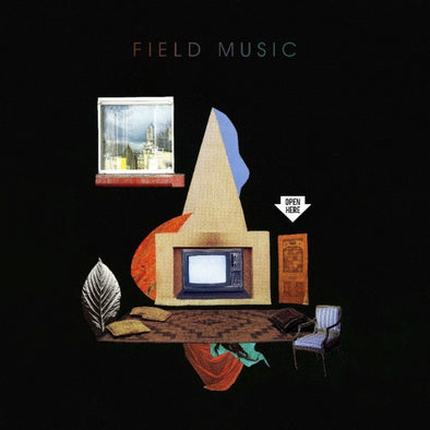 Field Music - Open Here<br>Vinyl LP