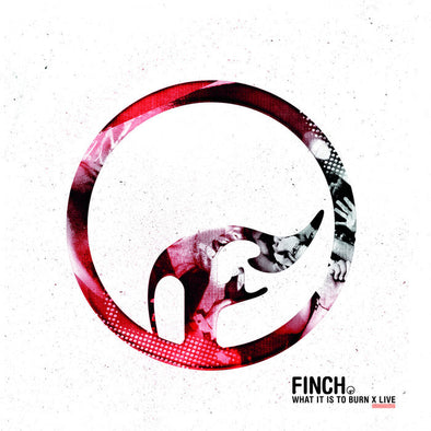 Finch - What It Is To Burn X Live<br>Vinyl LP - Monkey Boy Records