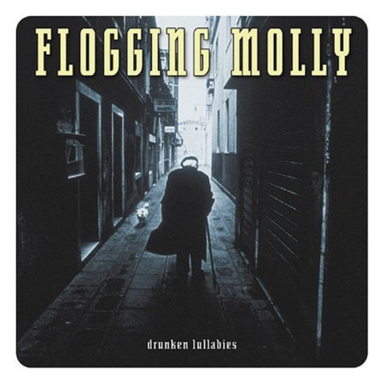 "Flogging Molly - Drunken Lullabies<br>12"" Vinyl - Monkey Boy Records"
