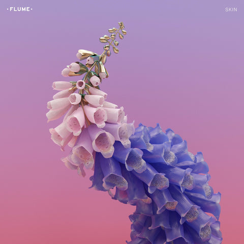 "Flume - Skin<br>12"" Vinyl - Monkey Boy Records"