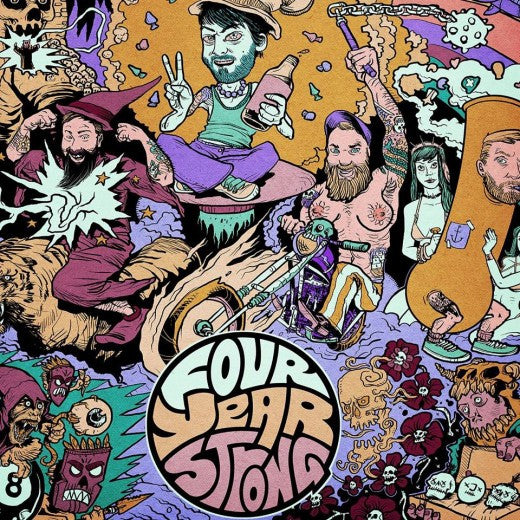"Four Year Strong - S/T<br>12"" Vinyl"