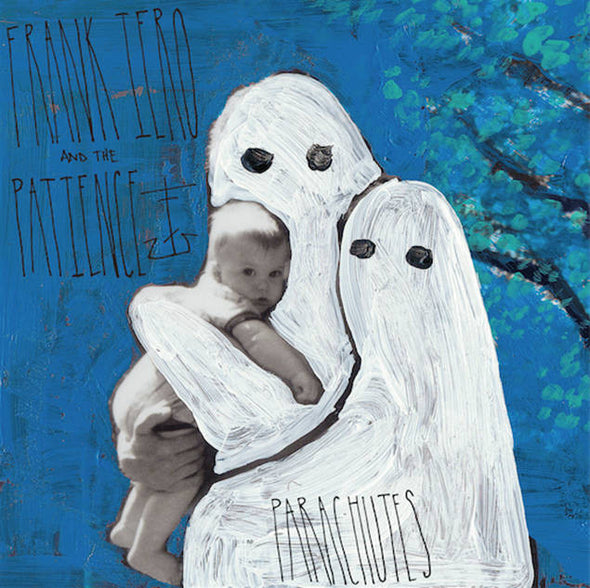 Frank Iero and The Patience - Parachutes<br>Vinyl LP - Monkey Boy Records