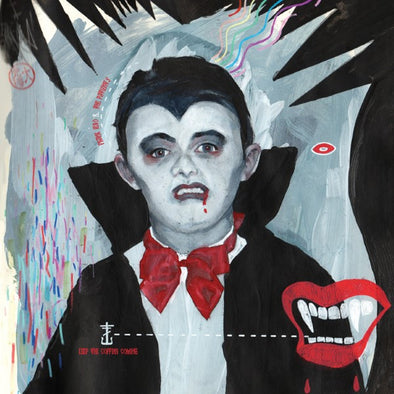 "Frank Iero and the Patience  - Keep The Coffins Coming<br>10"" Vinyl"