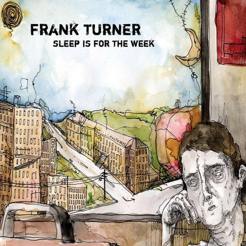 Frank Turner – Sleep Is For The Week (Tenth Anniversary Edition) - Monkey Boy Records