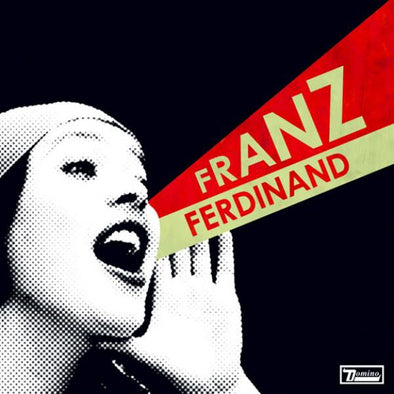 Franz Ferdinand - You Could Have It So Much Better<br>Vinyl LP - Monkey Boy Records