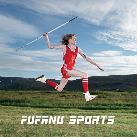 Fufanu  - Sports<br>Vinyl LP - Monkey Boy Records