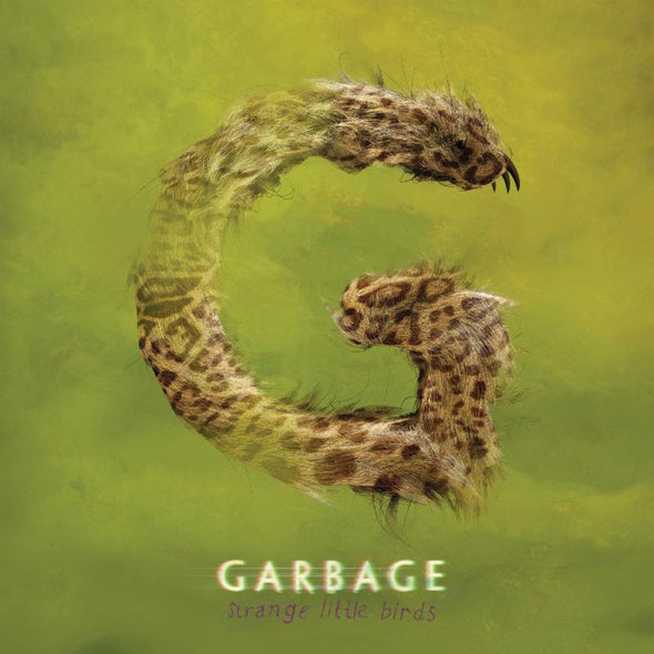 Garbage - Strange Little Birds<br>Vinyl LP