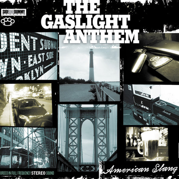 "The Gaslight Anthem - American Slang<br>12"" Vinyl Vinyl LP - Elsewhere"