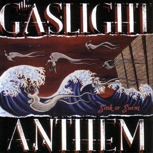 "The Gaslight Anthem - Sink or Swim<br>12"" Vinyl - Elsewhere"