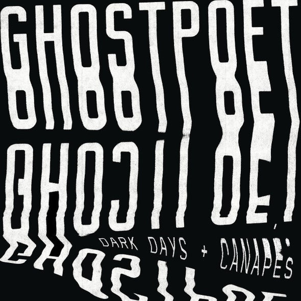 Ghostpoet - Dark Days + Canapés<br>Vinyl LP