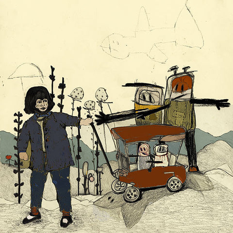 Girlpool - Powerplant<br>Vinyl LP