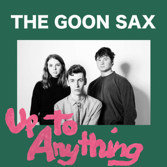"The Goon Sax - Up To Anything<br>12"" Vinyl - Monkey Boy Records"