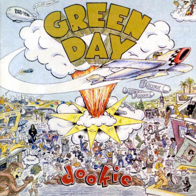 Green Day - Dookie<br>Vinyl LP