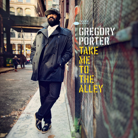 Gregory Porter - Take Me To The Alley<br>Vinyl LP - Monkey Boy Records