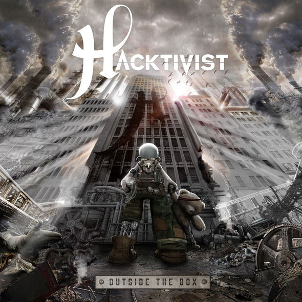 "Hacktivist - Outside The Box<br>12"" Vinyl - Elsewhere"