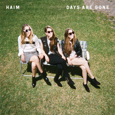 HAIM - Days Are Gone<br>Double Vinyl LP