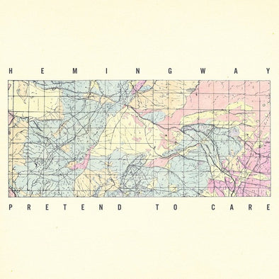 Hemingway - Pretend To Care<br>Vinyl LP - Monkey Boy Records