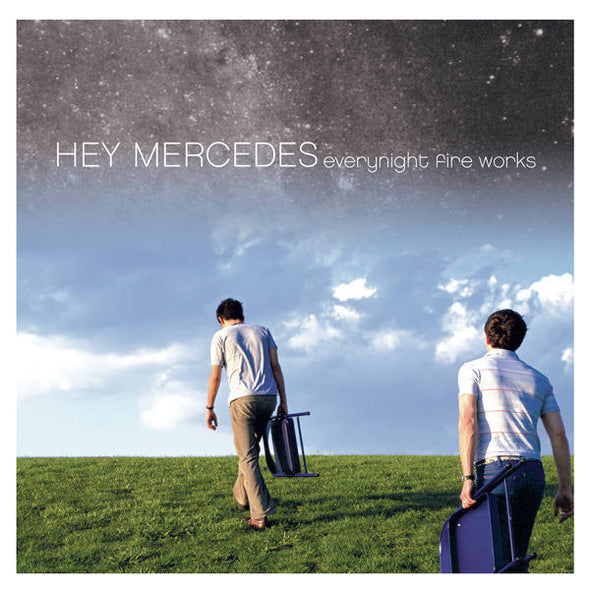 Hey Mercedes - Everynight Fire Works<br>Double Vinyl LP