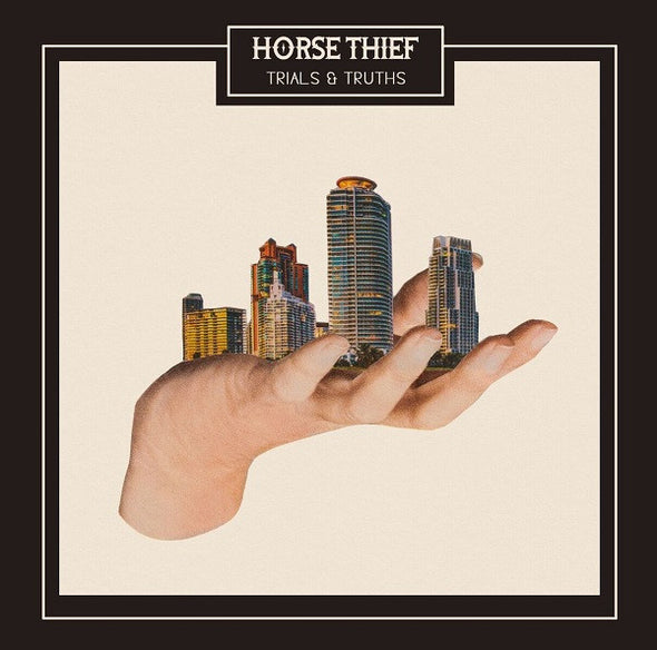 Horse Thief - Trials & Truths<br>Vinyl LP - Monkey Boy Records