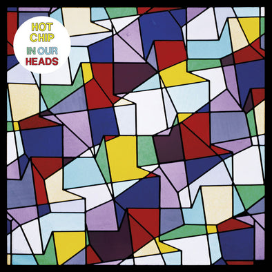 Hot Chip - In Our Heads<br>Vinyl LP - Monkey Boy Records