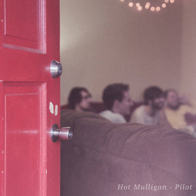 Hot Mulligan - Pilot<br>Vinyl LP