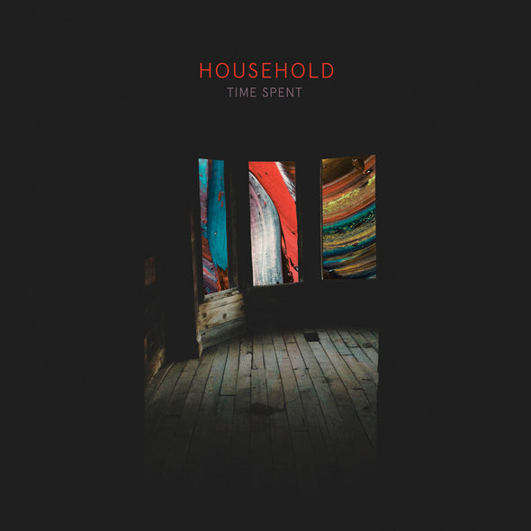 Household - Time Spent<br>Vinyl LP