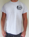 Ash Grey 'Canterbury' T-Shirt - Monkey Boy Records - 3