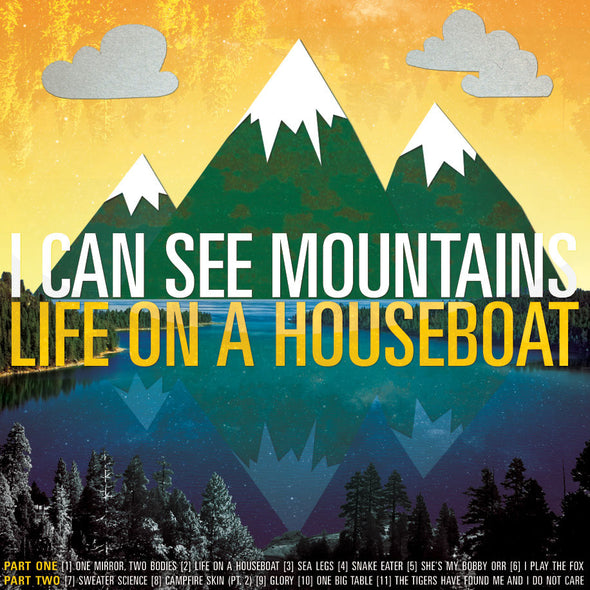 "I Can See Mountains - Life On A Houseboat<br>12"" Vinyl"