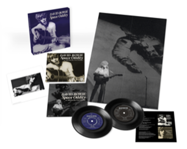 "David Bowie - Space Oddity 7"" Box Set"
