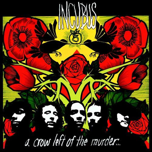 "Incubus - A Crow Left Of The Murder<br>12"" Vinyl"