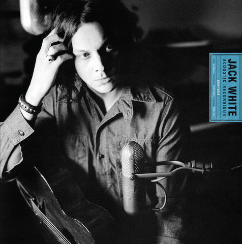 Jack White - Acoustic Recordings 1998-2016<br>Vinyl LP - Monkey Boy Records