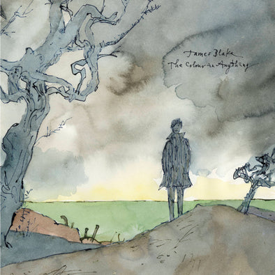 James Blake - The Colour Of Anything<br>Vinyl LP