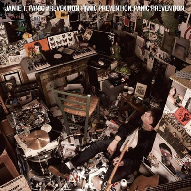 Jamie T - Panic Prevention<br>Vinyl LP