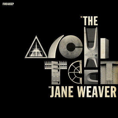 "Jane Weaver - The Architect<br>12"" Vinyl"