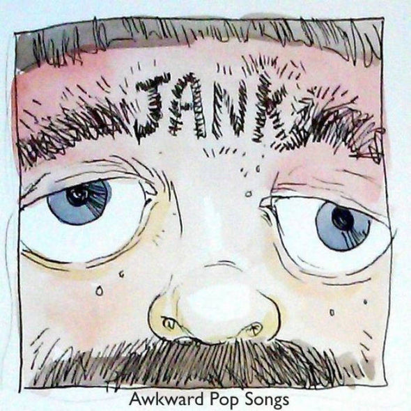 "JANK - Awkward Pop Songs<br>12"" Vinyl"