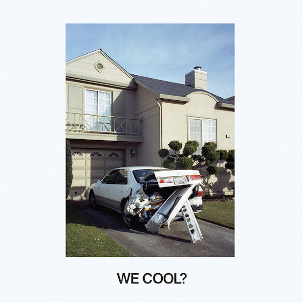 "Jeff Rosenstock - We Cool?<br>12"" Vinyl - Monkey Boy Records"