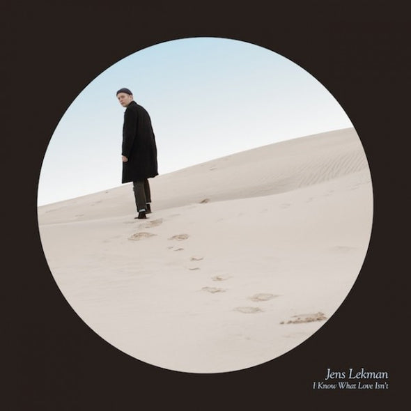 Jens Lekman - I Know What Love Isn't<br>Vinyl LP - Monkey Boy Records