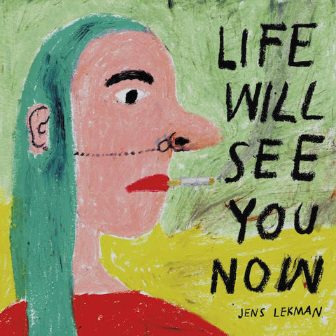Jens Lekman - Life Will See You Now<br>Vinyl LP - Monkey Boy Records