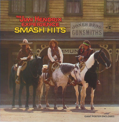 The Jimi Hendrix Experience - Smash Hits<br>Vinyl LP