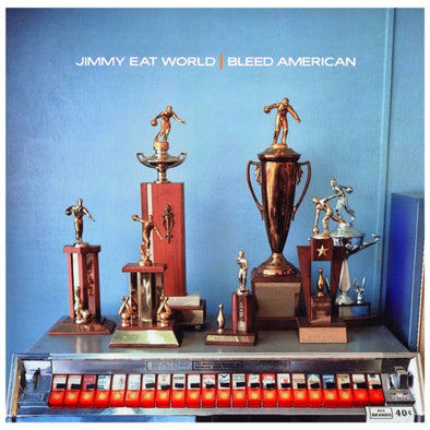 Jimmy Eat World - Bleed American<br>Vinyl LP