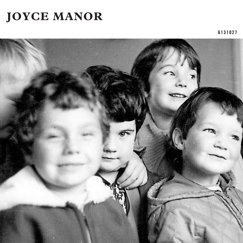 "Joyce Manor - Joyce Manor<br>12"" Vinyl - Monkey Boy Records"