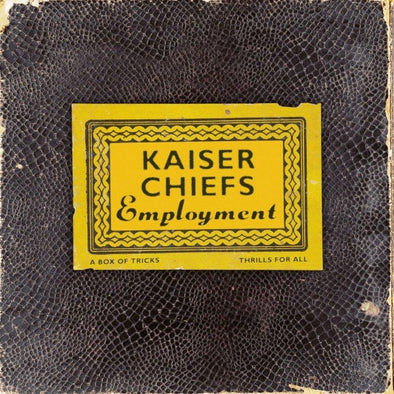 Kaiser Chiefs - Employment (Vinyl Reissue)