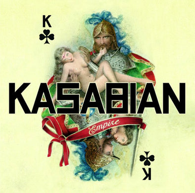 "Kasabian - Empire<br>10"" Vinyl"