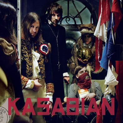 Kasabian - West Ryder Pauper Lunatic Asylum<br>Vinyl LP