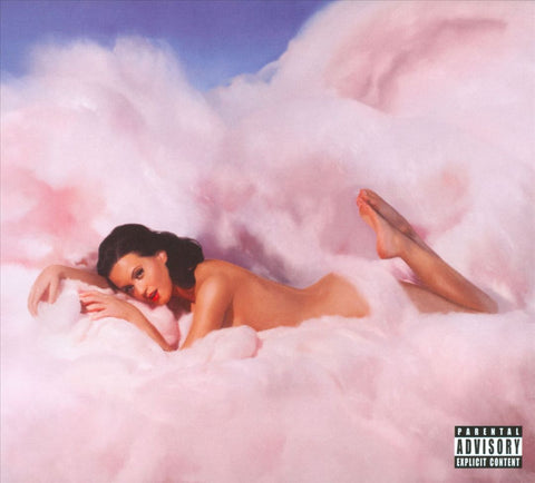 Katy Perry - Teenage Dream<br>Double Vinyl LP - Monkey Boy Records