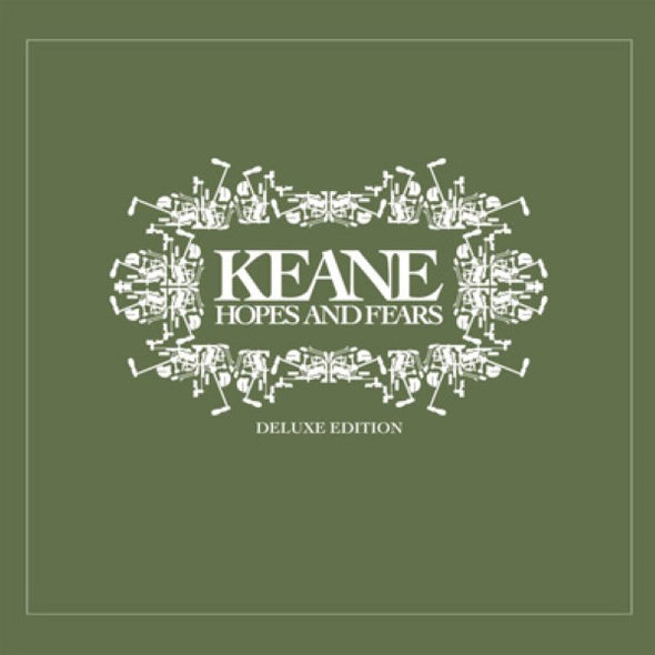 Keane - Hopes And Fears<br>Vinyl LP