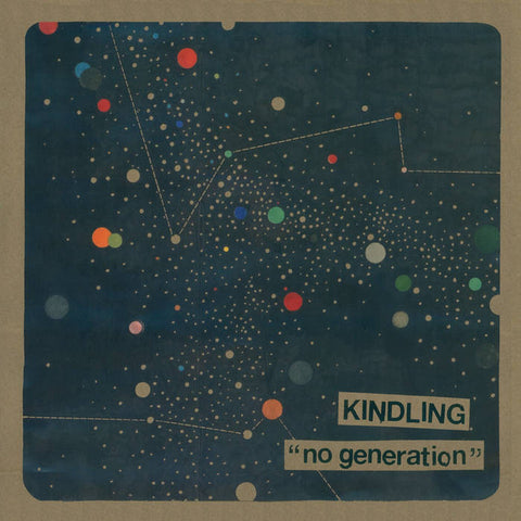 "Kindling - No Generation<br>12"" Vinyl"