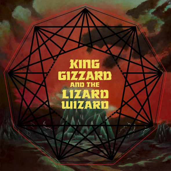 King Gizzard & The Lizard Wizard - Nonagon Infinity<br>Vinyl LP - Monkey Boy Records